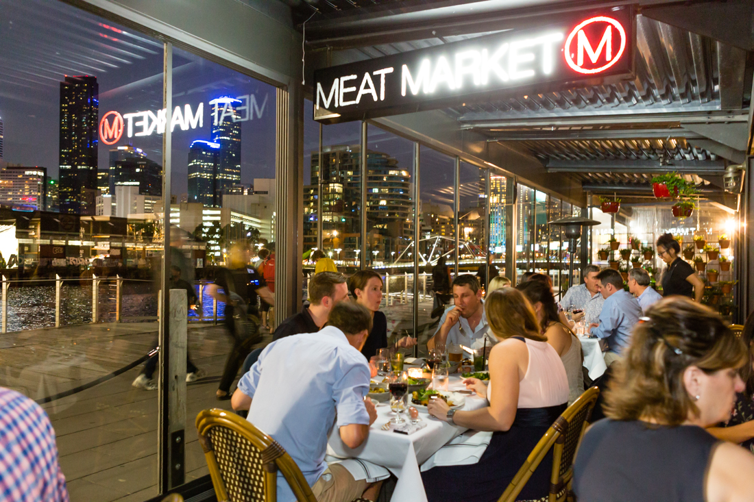 New Year's Eve - Meat Market